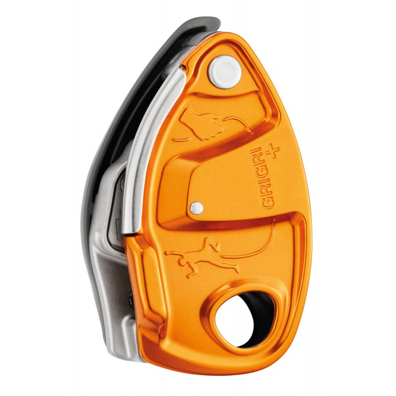 Petzl Grigri + Belay devices Descenders