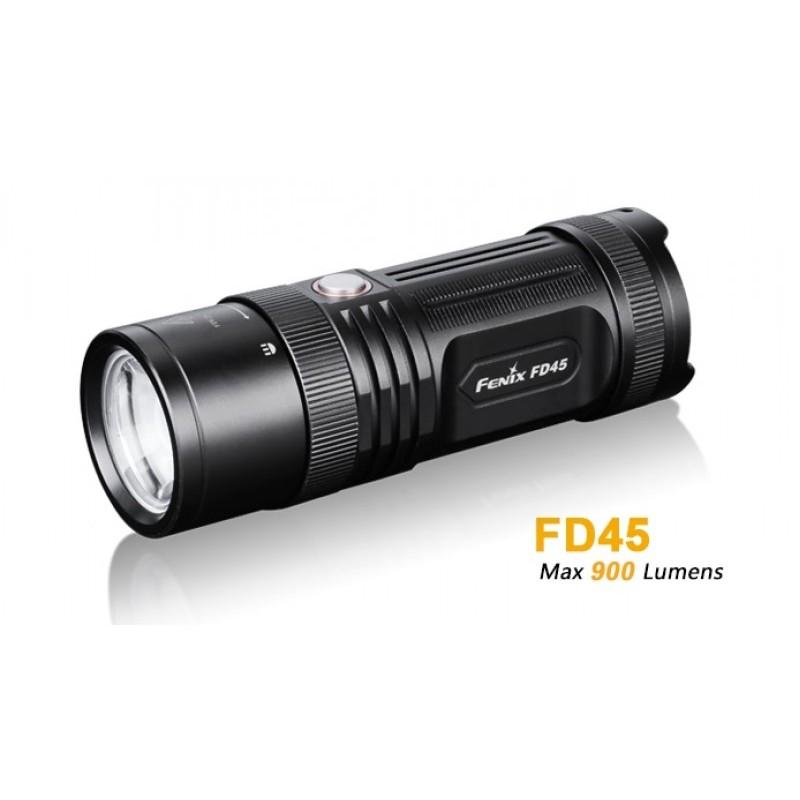 Fenix FD45 Adjustable Focus