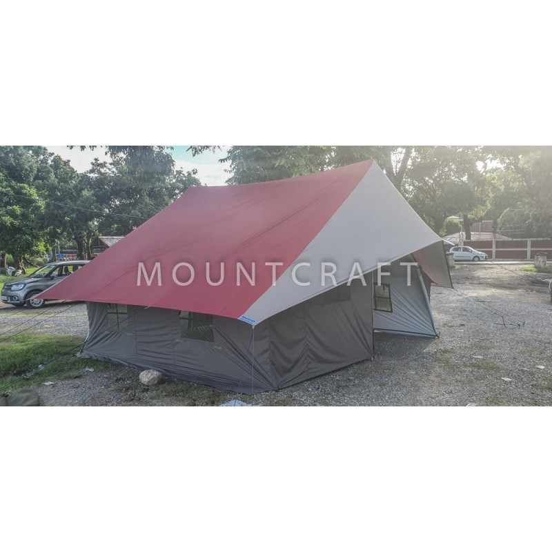 MOUNTCRAFT TENT 8 MEN NYLON SHIVALIK