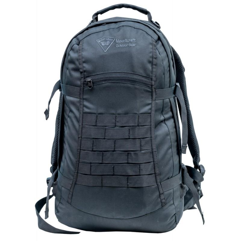 Mountcraft Kashmir Assault Tactical Pack DP-25 Black