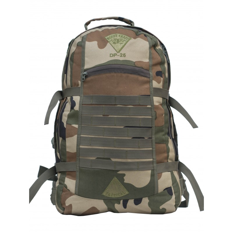 Mountcraft Kashmir Assault Tactical Pack DP-25 Camouflage