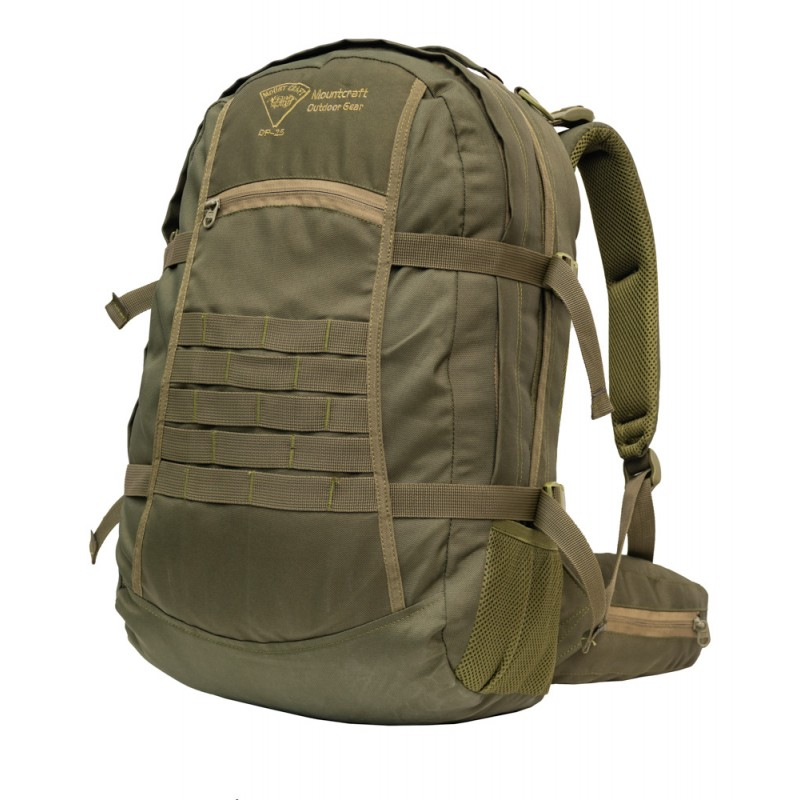 Mountcraft Kashmir Assault Tactical Pack DP25 Oliv...