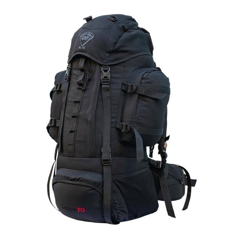 Mountcraft RL-15 Zapper 70 Backpack Black