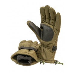 MOUNTCRAFT 2-LAYER WATERPROOF PADDED GLOVES OLIVE ...