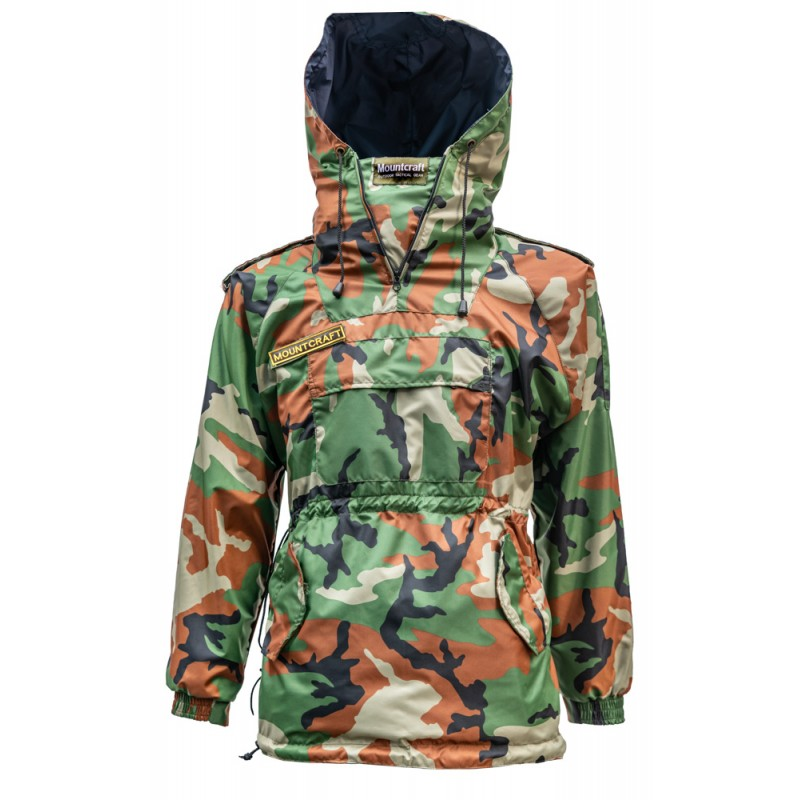 Mountcraft Combat Reversible Jacket Indian Army Horn Bill