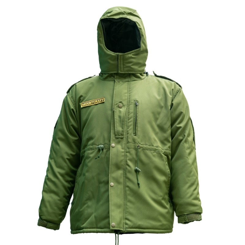 Mountcraft PRO CLIMATE 3-in-1 Detachable Padded Military Combat Jacket