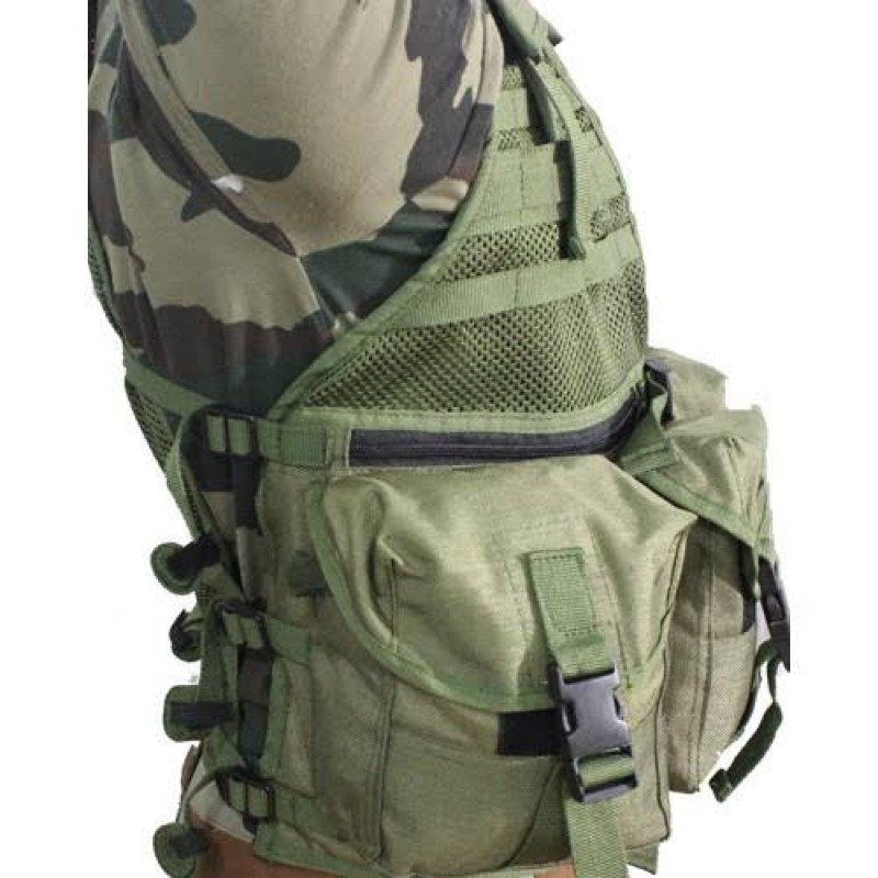 Mountcraft Indian Tactical Vest With Bullet Proof Provision
