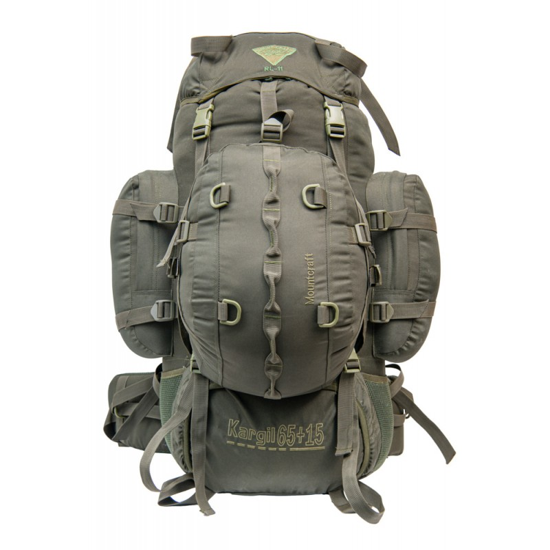 Mountcraft Rucksack With Detachable Day Bag 80 L O...