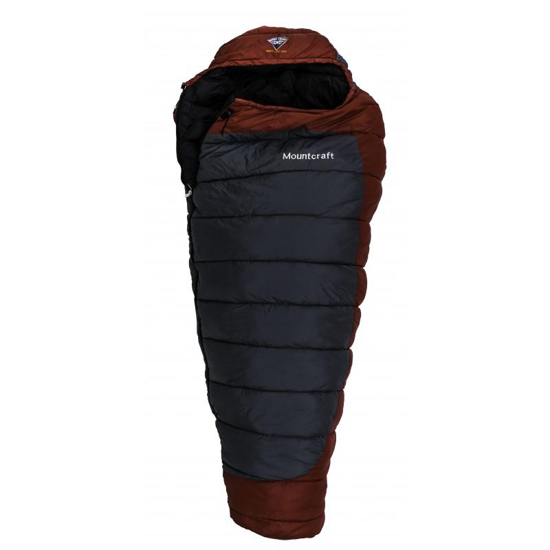 Mountcraft Night Tec-1000 Maroon Grey Sleeping Bag