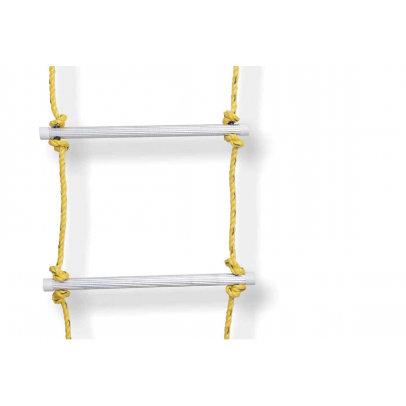 Foldable Aluminum Rope Ladder