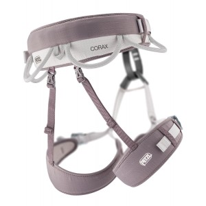 Mountcraft Petzl CORAX Padded adjustable harness