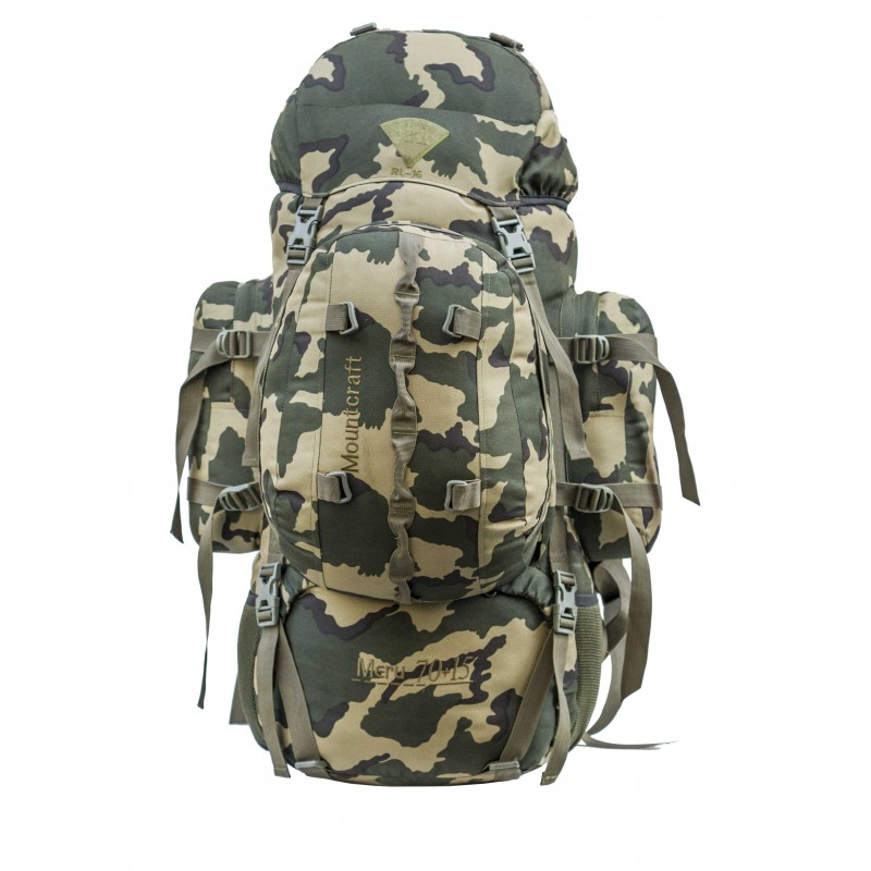 Mountcraft RL-16 Meru 70 +15 BSF Backpack