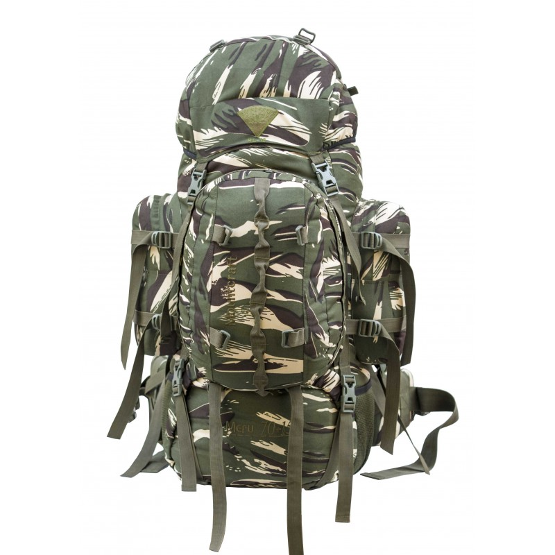 Mountcraft RL-16 Meru 70+15 Crpf  Backpack