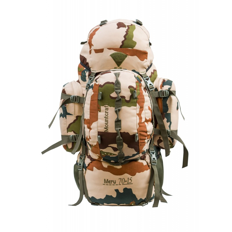 Mountcraft RL-16 Meru 70+15 ITBP Backpack