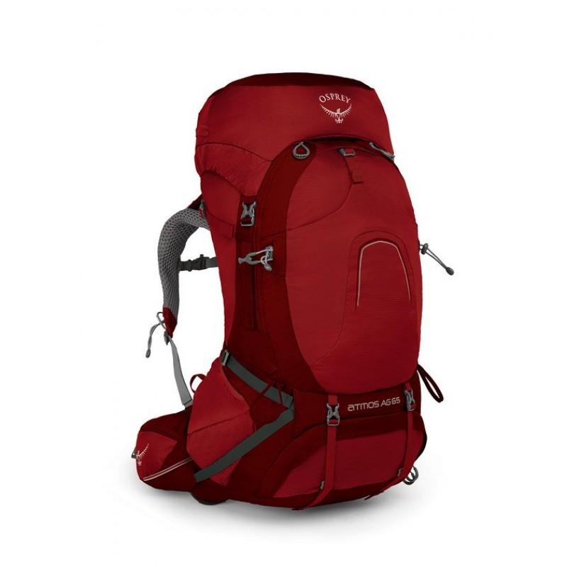 Osprey ATMOS™ AG 65 Rigbby red